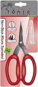 Tim Holtz Kushgrip Non-Stick Micro Serrated Scissors 7""