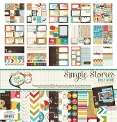 Simple Stories Daily Grind 12x12 Collection Kit