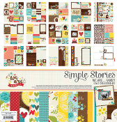 Simple Stories We Are Family 12x12 Collection Kit