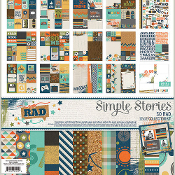 Simple Stories So Rad 12x12 Collection Kit