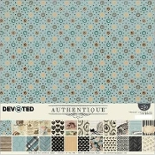 Authentique Devoted 12x12 Collection Kit