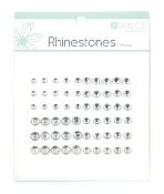 Kaisercraft Rhinestone Assortment -Silver