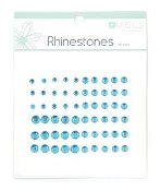 Kaisercraft Rhinestone Assortment -Light Blue