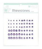 Kaisercraft Rhinestone Assortment -Light Purple