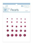 Kaisercraft Pearl Assortment -Plum