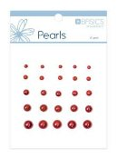Kaisercraft Pearl Assortment -RED