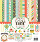 Echo Park Paper Co. Simple Life Collection Kit 12 X12
