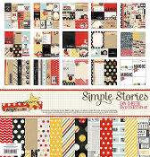 Simple Stories Say Cheese 12x12 Collection Kit